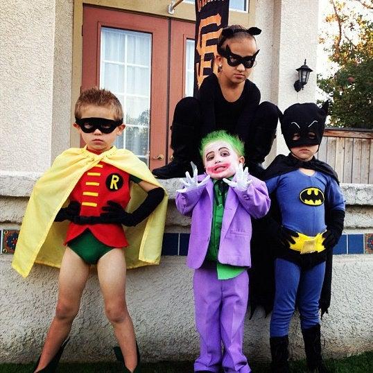 Batman & Friends/Villains