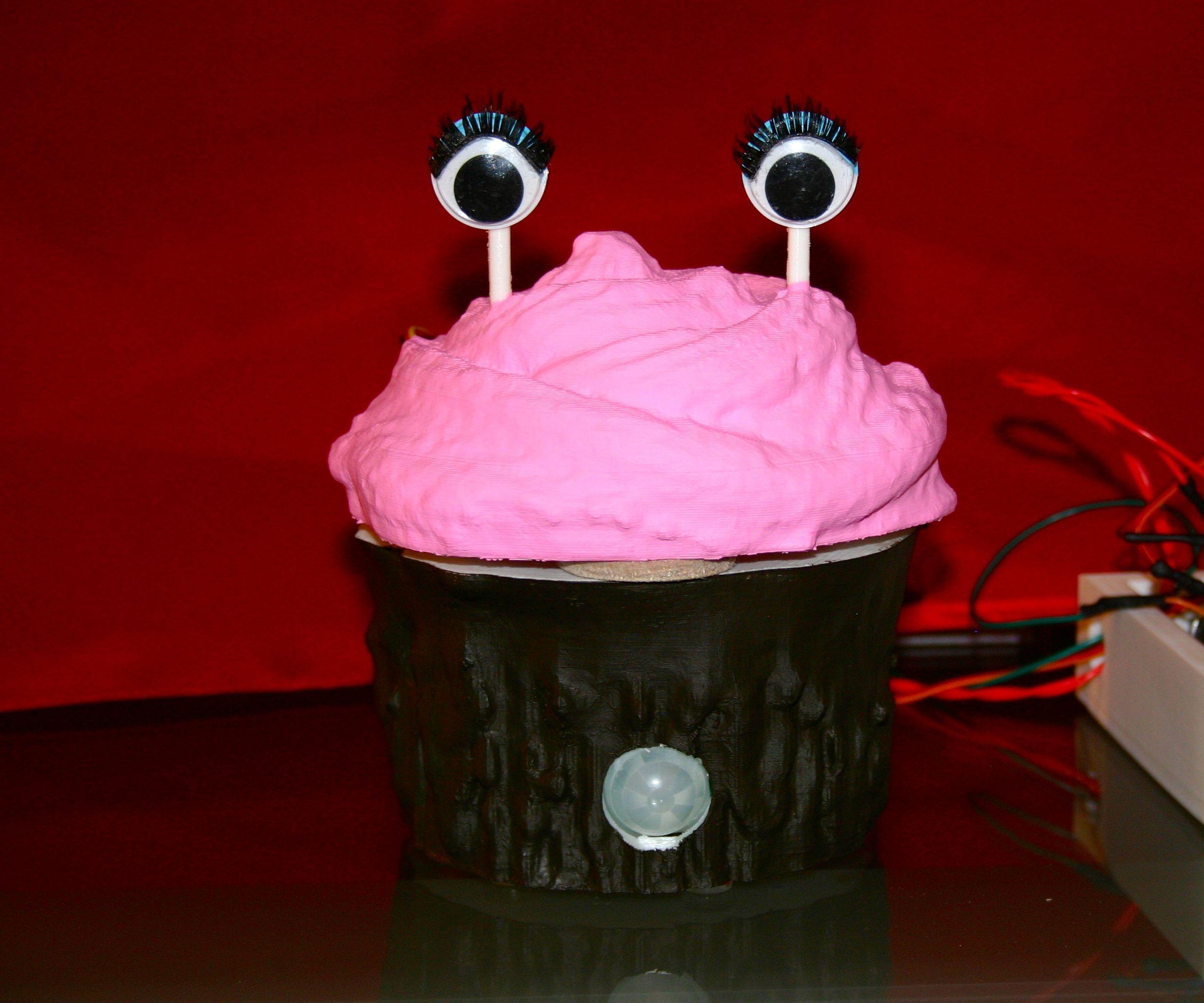 Talking Cupcake