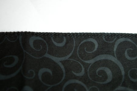 Finish the Edges With a Serger