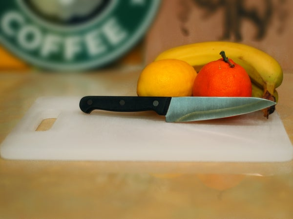 Refresh That Old Plastic Cutting Board