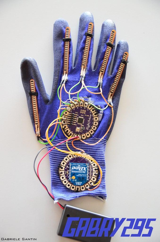 Making the Glove