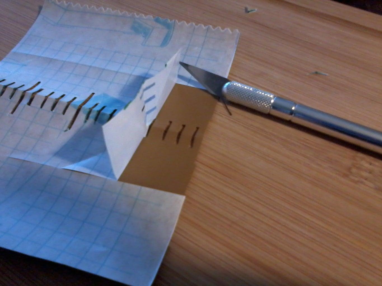 Making the Stencil