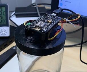 Sourdough Sensor (ESP8266)