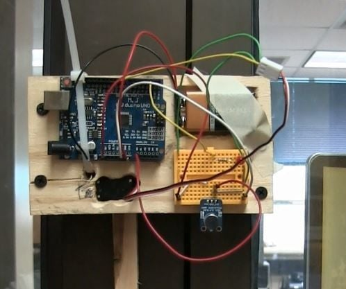 Clap Controlled Light Switch