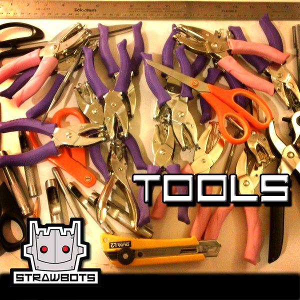 STRAWBOTS: Tools