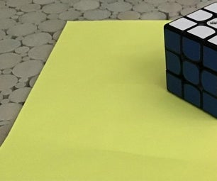 Intro + Supplies: How to Solve a Rubik's Cube