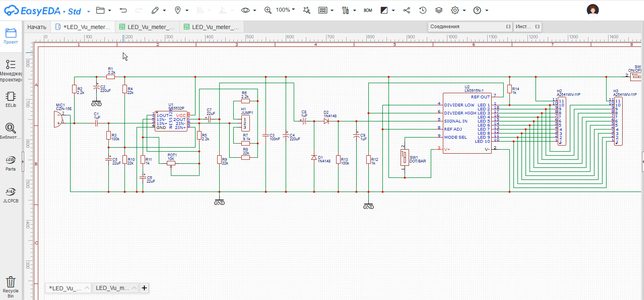 Circuit Design and PCB Layout.
