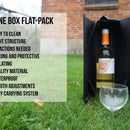 Wine Box Flat-Pack