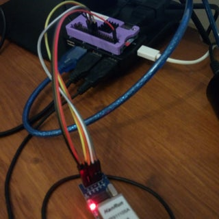 Super Cheap Ethernet for the Raspberry Pi
