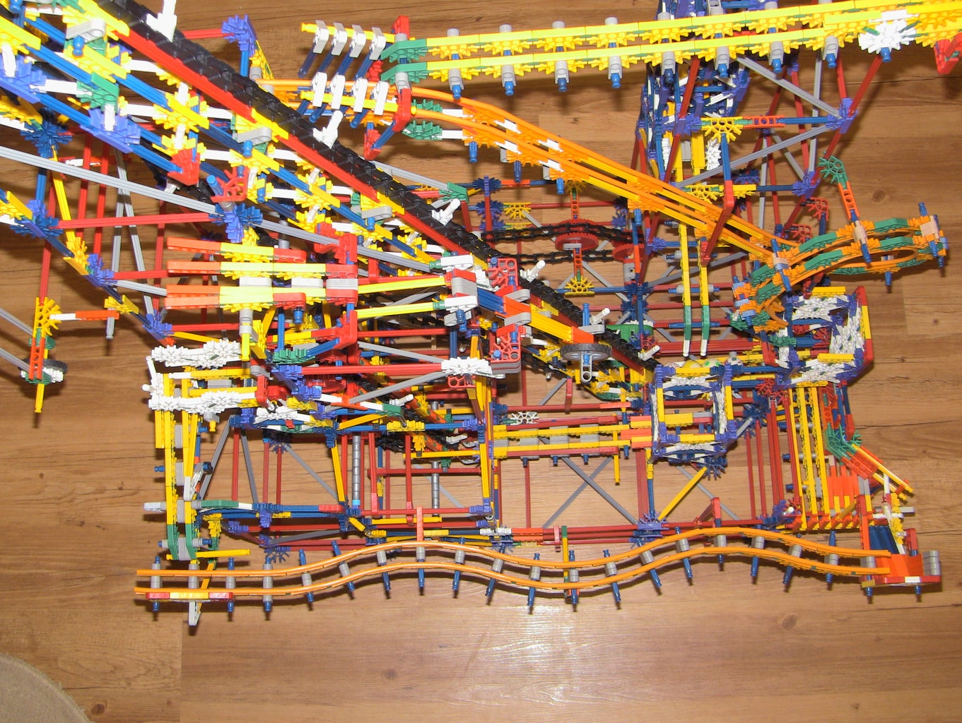 Knex Bouncy Ball Factory