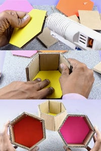 Let's Paste Sides of Boxes!