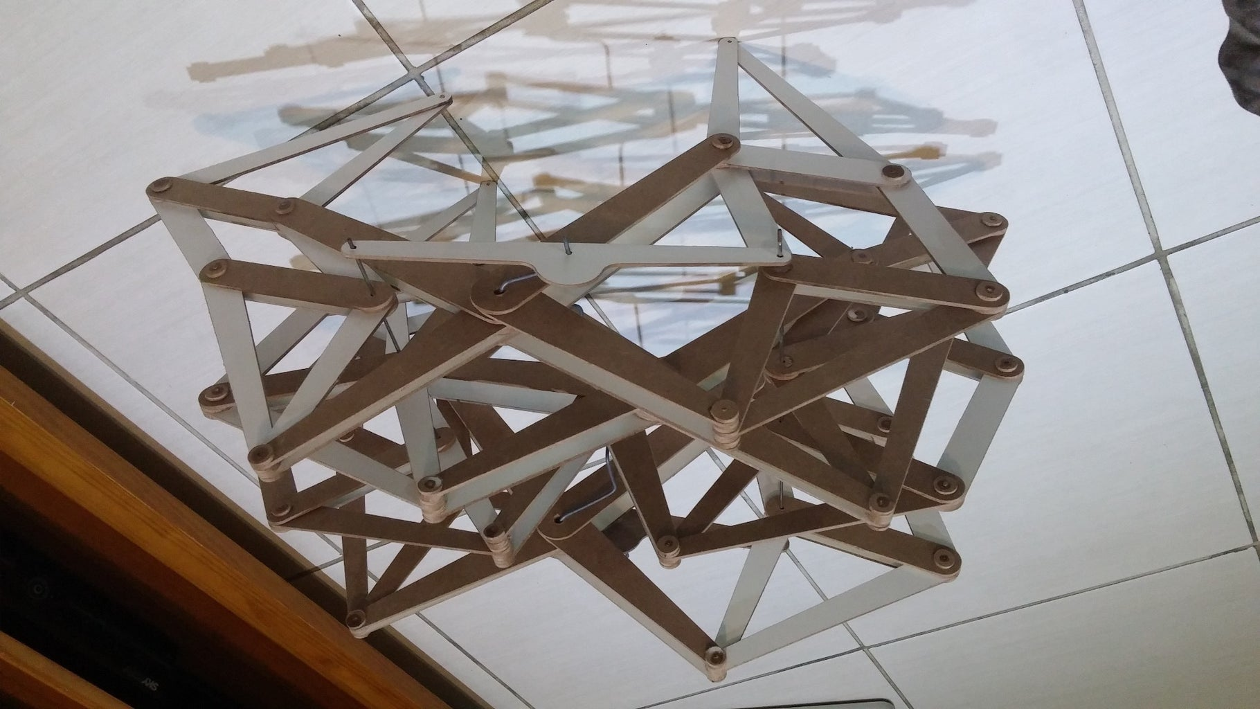 CNC Theo Jansen Mechanism (remix)