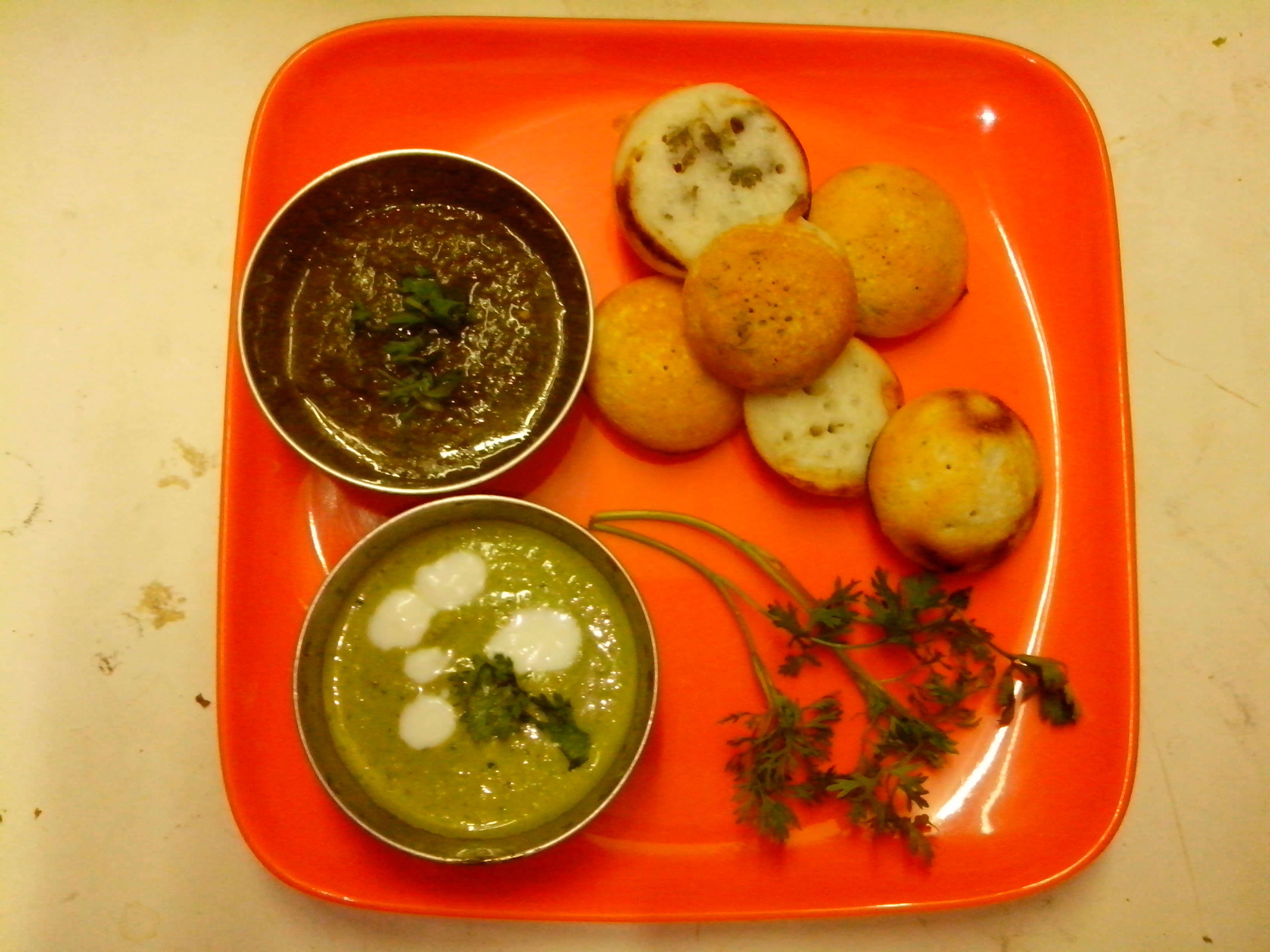South Indian Appum