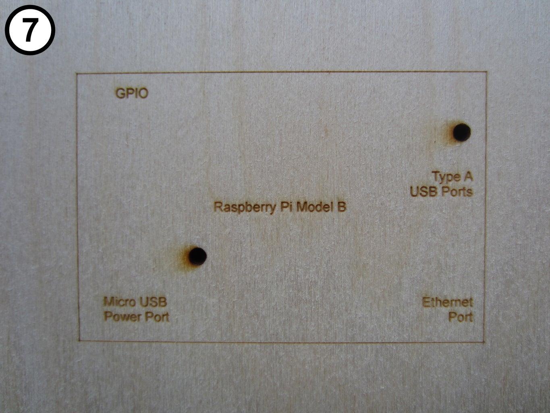 Cut the Case Parts Using a Laser Cutter
