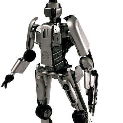 Desktop Decepticon: A Transformers Maquette