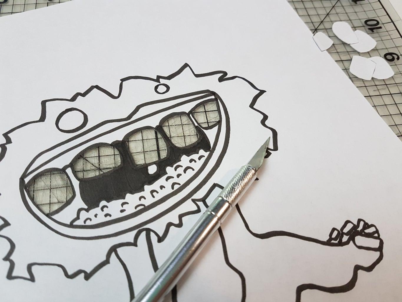 Prepare Drawing