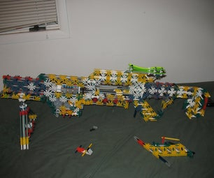 Project X Knex Rifle V2.