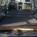 2019+ 5th Generation Toyota RAV4 Bed Platform