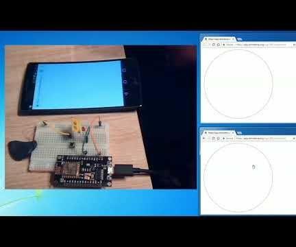 Control Esp8266 Through Internet Usint Remoteme.org
