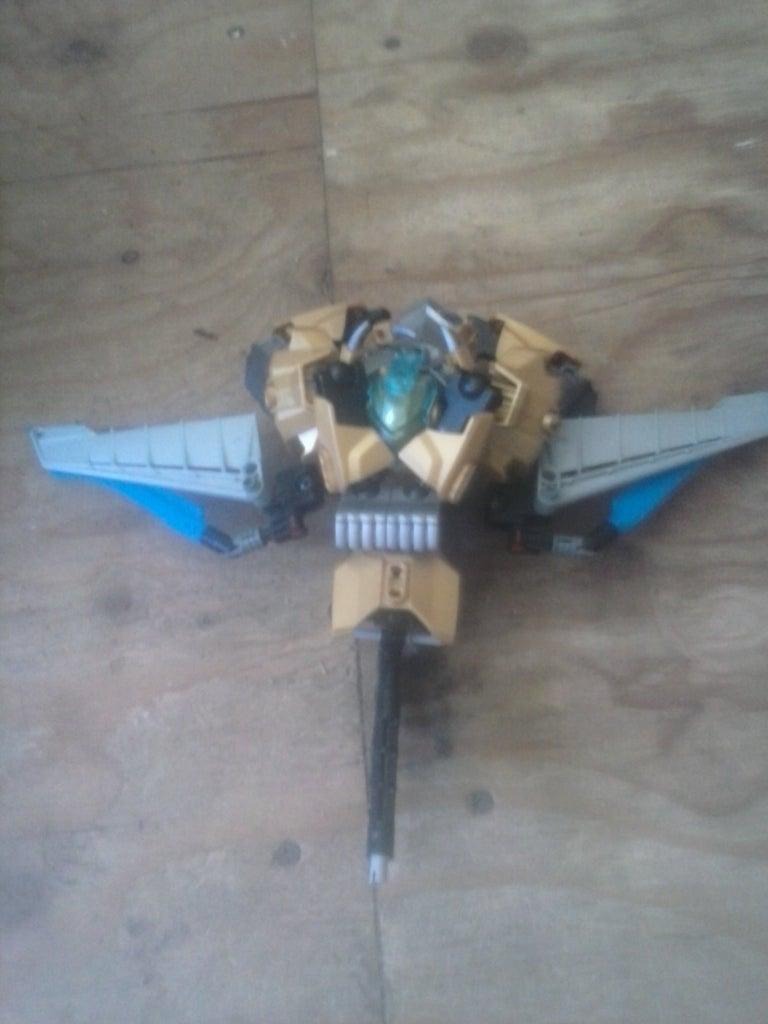 Herofactory Bioformer #1 Maxaron