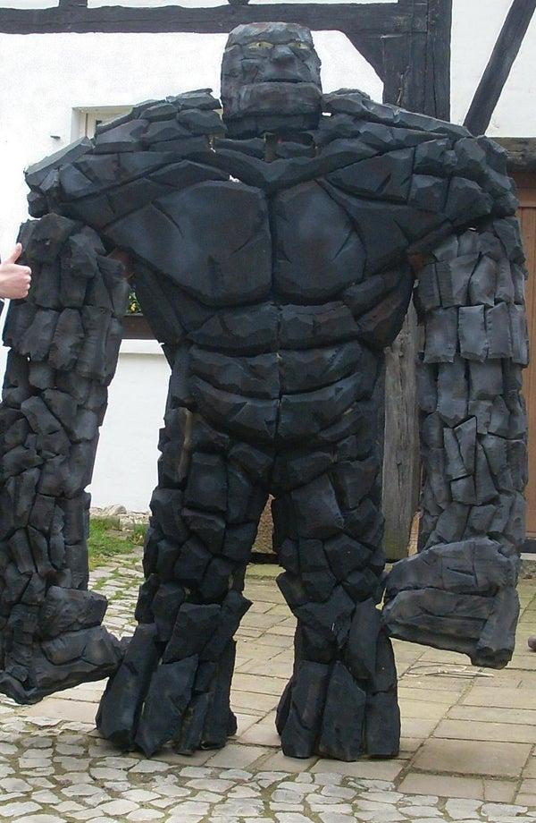 Foam Costume