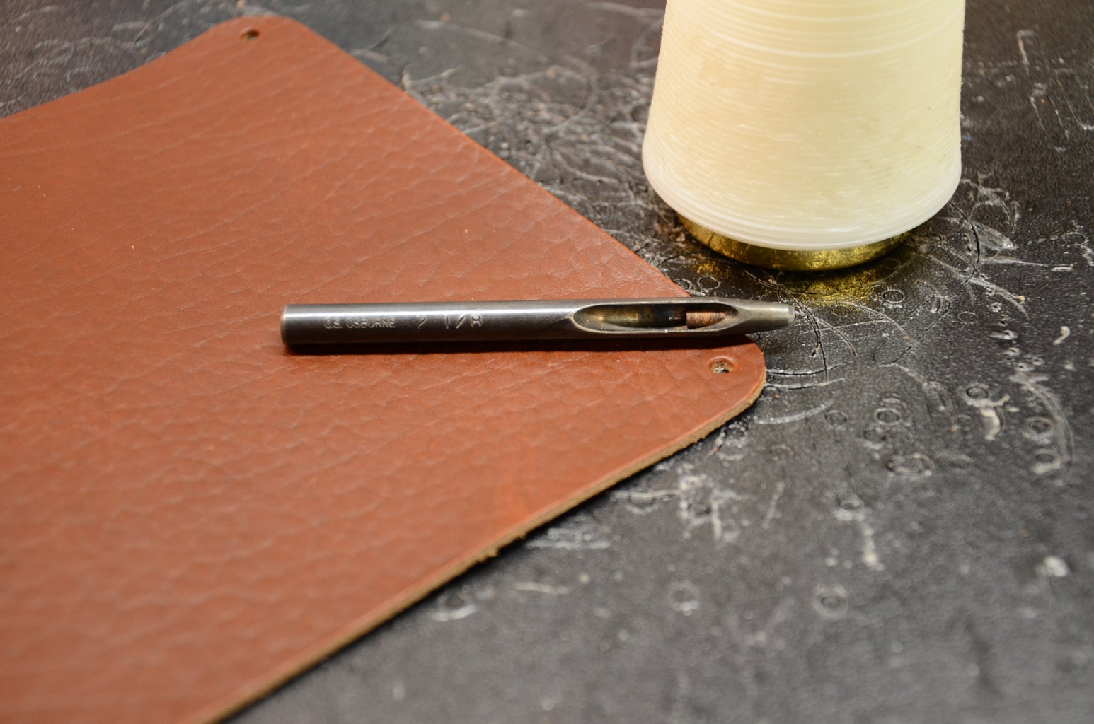 Step 3: Rounding Corners and Marking Stitch Lines