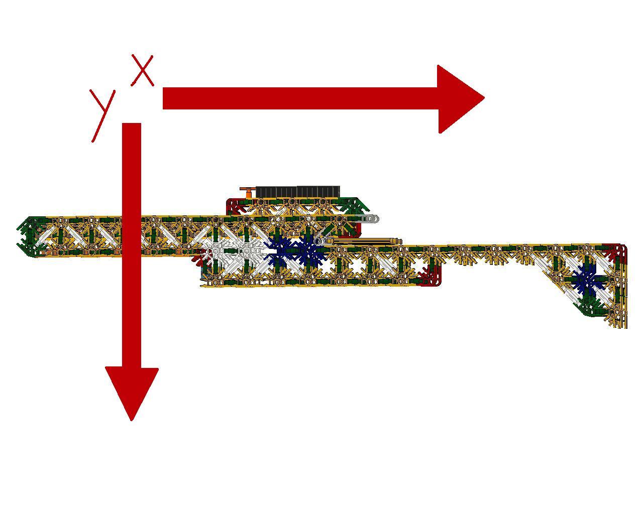 Making A K'nex Model On MlCad