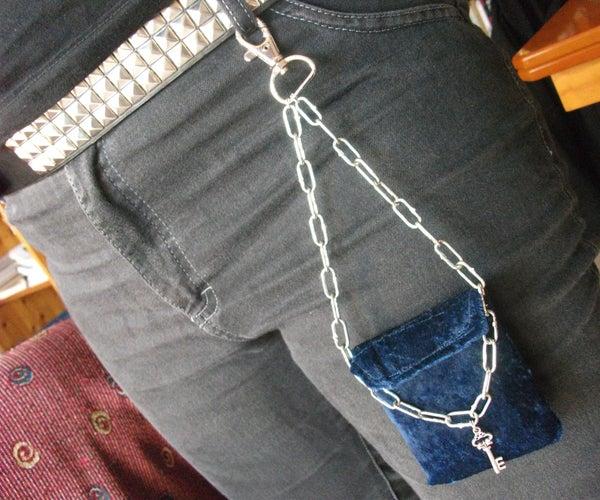 Impermeable Book Belt Bag