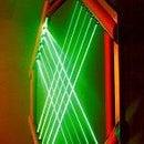 Electronic Laser Harp - Sensor Edition