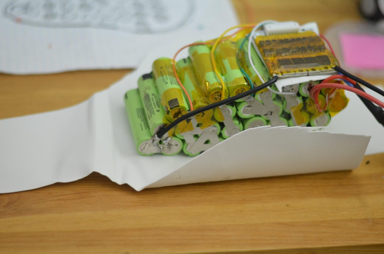 Wrap Your Pack in Foam