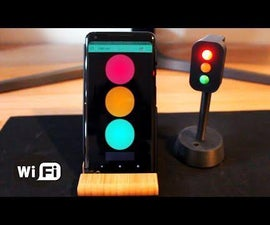 Wireless Arduino Traffic Light