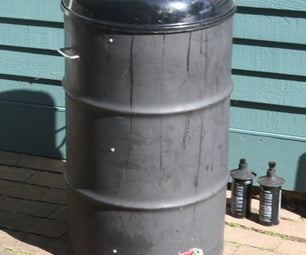 Ugly Drum Smoker (UDS) How-to and FAQ