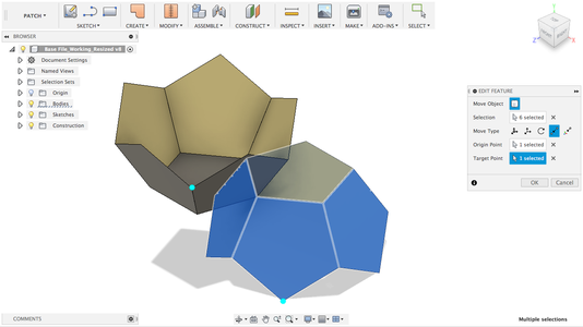 Dodecahedron Model