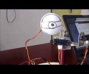Simple Arduino Feedforward Backpropagation Neural Network Motion Tracker