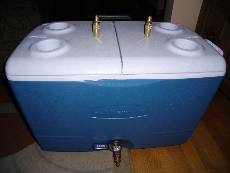 3 in 1 Brewing Cooler