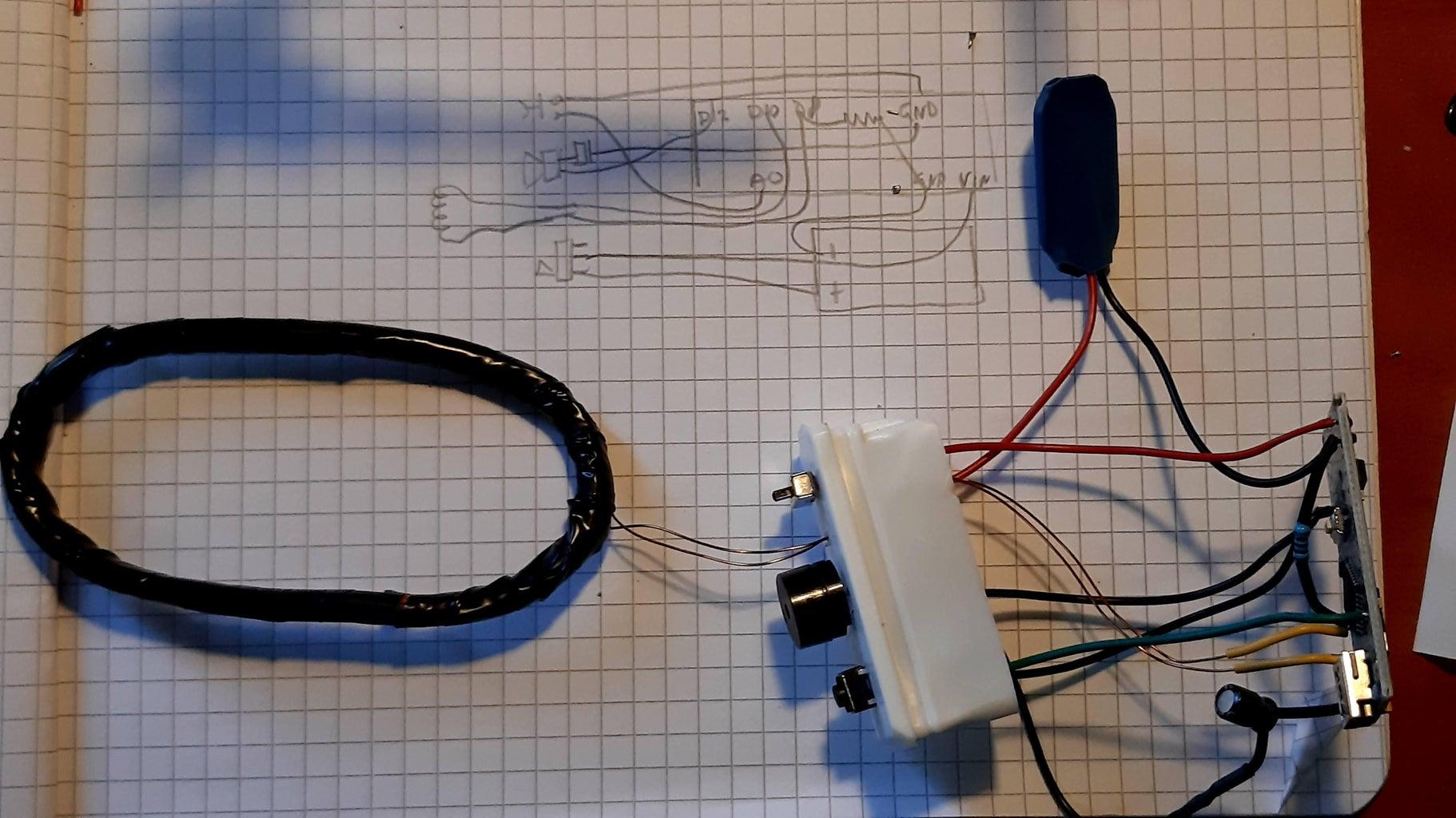 Make a Hand-held Device