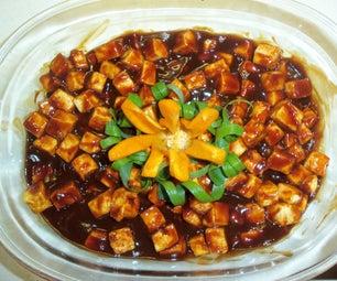 Vegetarian BBQ Tofu!