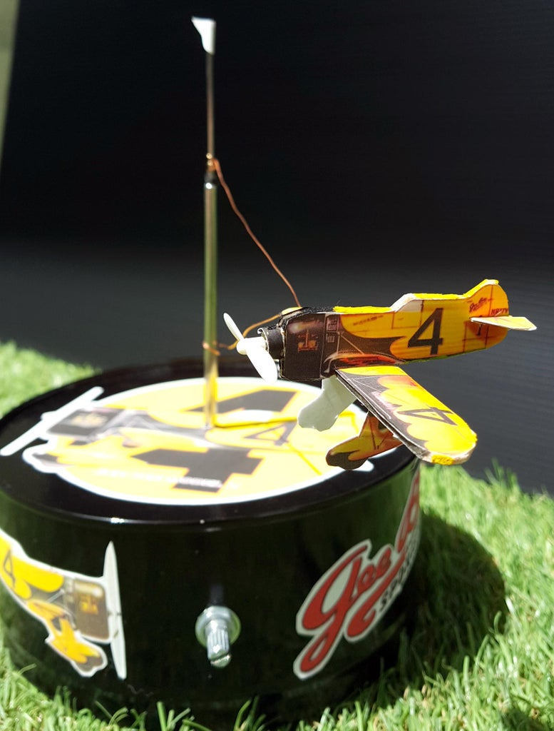 Gee Bee Battery Power.