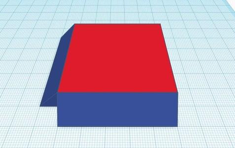 Cube Puzzle: Top Part