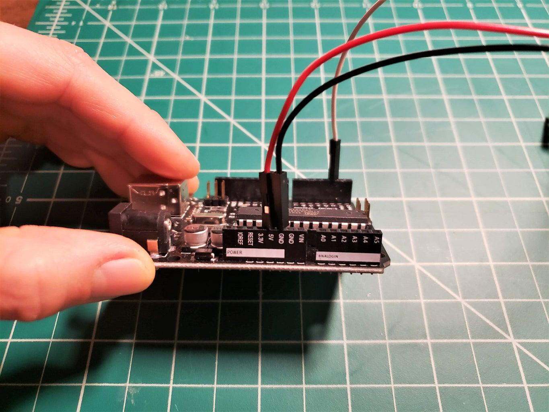 Project 2: Temp and Humidity Digital Serial Sensor
