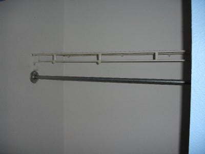 Put the Horizontal Bar Together and Get It Secured in Place