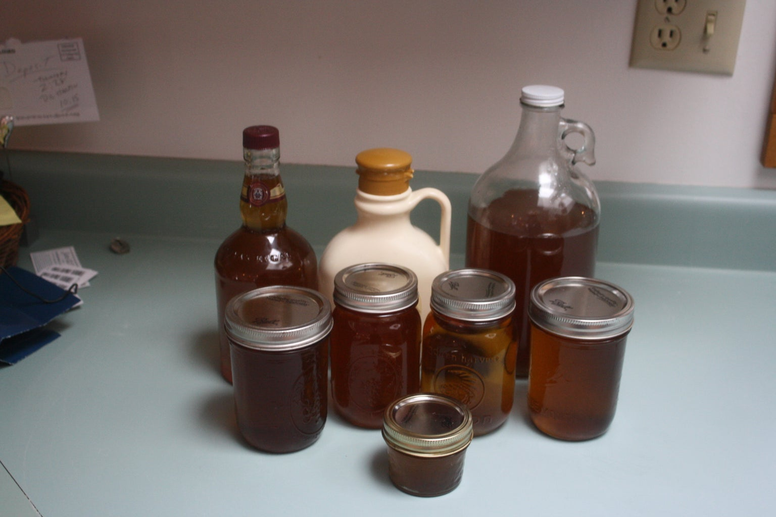 Now You're Done, Make Some Syrup!