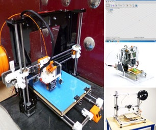 3D Printer(3D印表機)