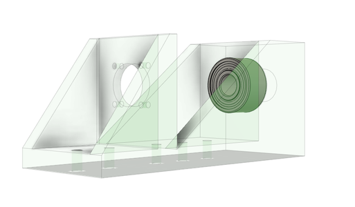Physical Assembly - Mounting Bearings