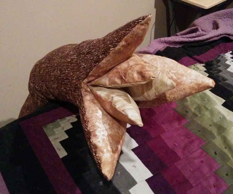 Sandworm Body Pillow