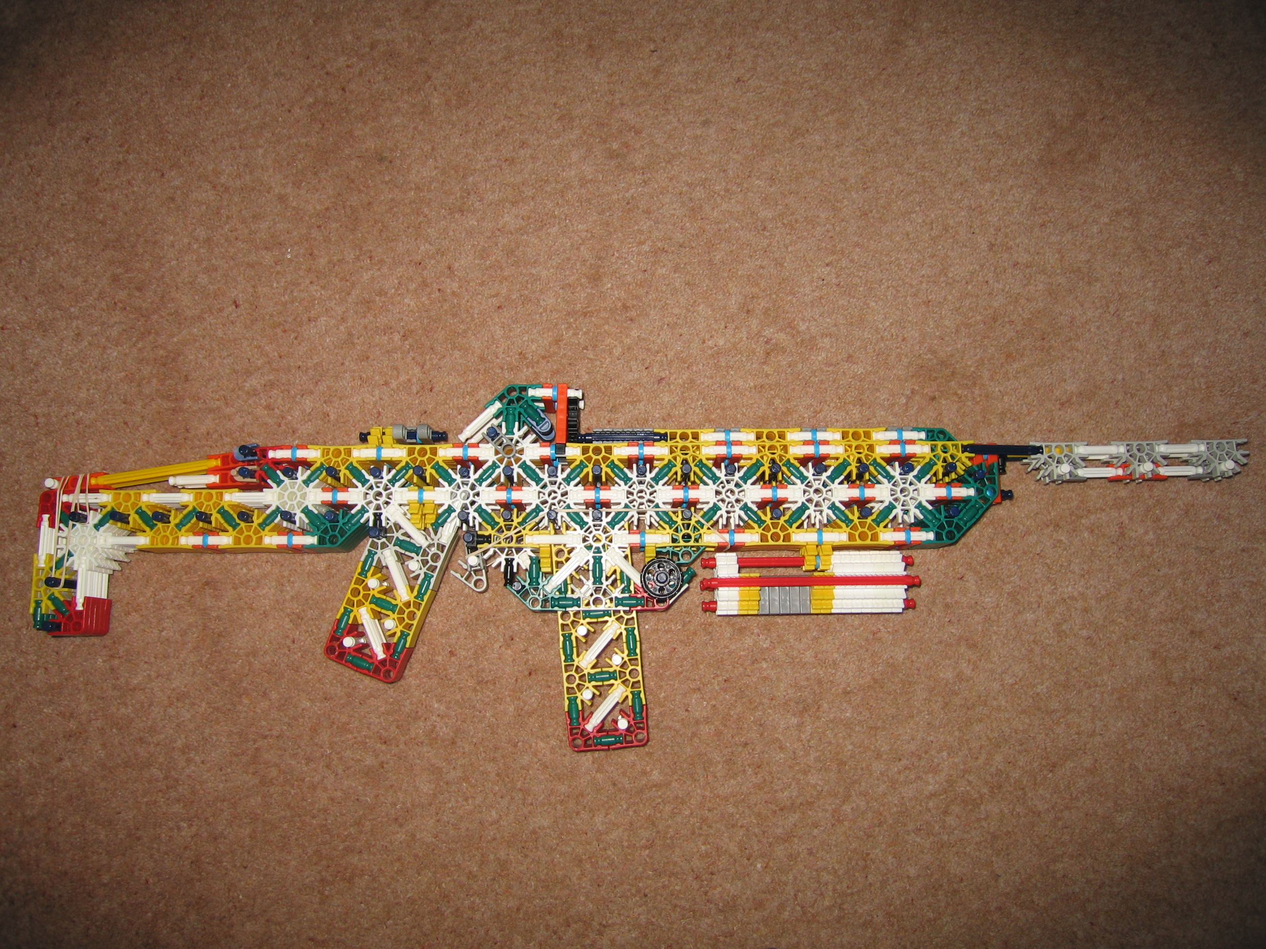 My Knex Remington ACR model