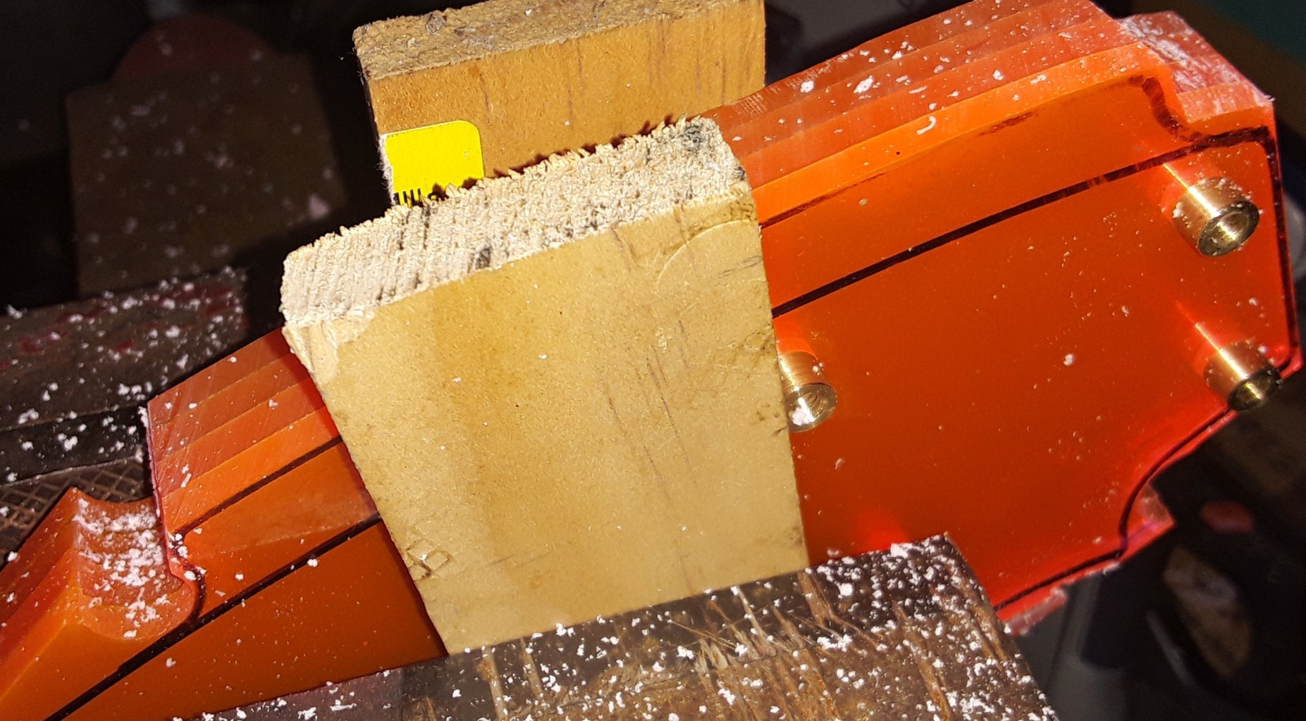 Stacking and Cutting