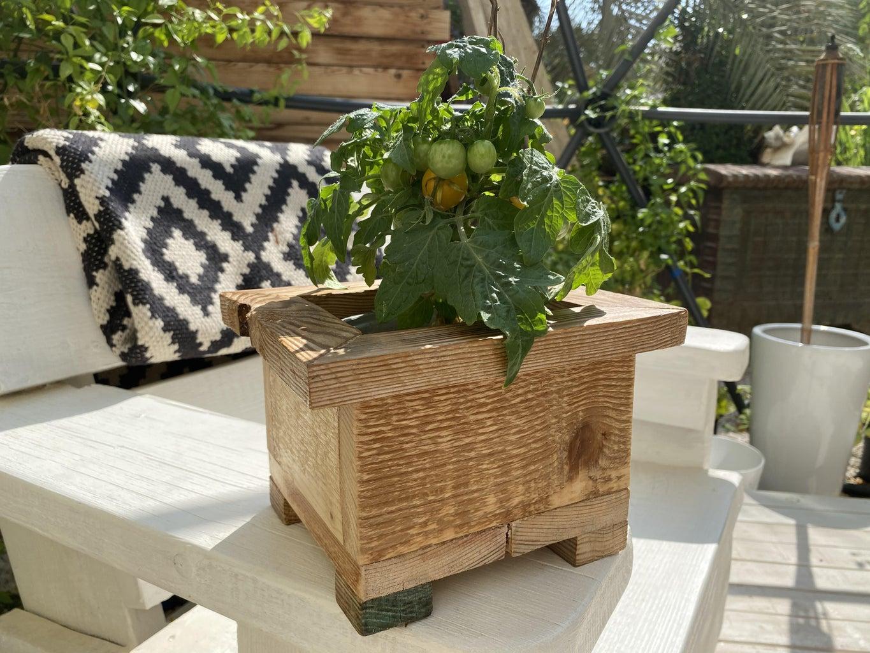 Make Your Own Urban Farming Micro-planter