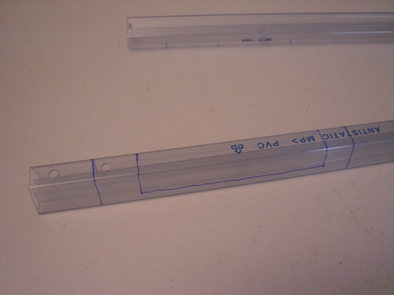 Antistatic Tube As a Case?