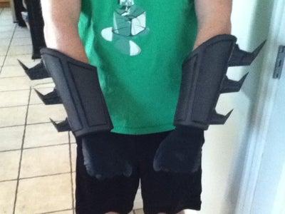 Gloves and Cuffs